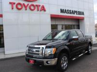 Black 2011 Ford F-150 King Ranch 4WD 6-Speed Automatic