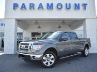 Recent Arrival! CLEAN CARFAX, CARFAX CERTIFIED, F-150