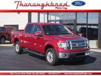 Our 2011 Ford F-150 Lariat SuperCrew can be classified
