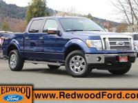 2011 Ford F-150 Lariat. 5.0L V8 FFV and 4WD. Get