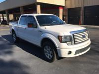 Options:  2011 Ford F-150 |This 2011 Ford F-150 4Dr