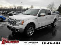 2011 Ford F-150 LARIAT. Serving Lewisburg,