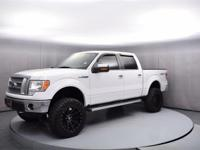 LARIAT * 4X4 * 5.0L * 6 SPEED AUTO * LEATHER * HEATED