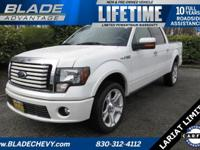 Lariat Limited, AWD, Navigation System, Power Sunroof,