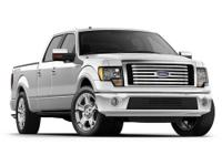 2011 FORD F-150 Pickup Truck 2WD SuperCrew 145""