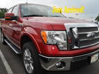 Maxwell Ford presents this 2011 FORD F-150 4WD