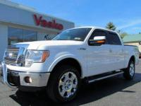 Absolutely loaded 2011 Ford F-150 Lariat Edition in