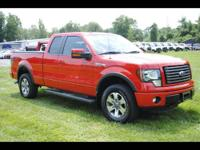 Stock # A8480. Loaded 2011 F150 FX4! 5.0L V8,