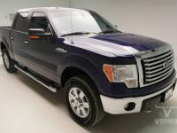 This 2011 Ford F-150 XLT Texas Edition Crew Cab 4x4