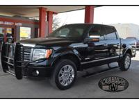 Options:  2011 Ford F-150 Platinum|Visit Williams Group