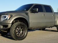 2011 Ford F150 SVT Raptor   Clean and clear Title in