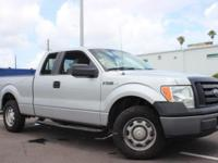 This 2011 Ford F-150 in Sterling Gray Metallic