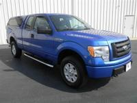 only 58K miles!!..F-150 SUPERCAB STX: 4WD!!..ALLOY