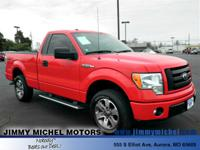 Exterior Color: race red, Body: Regular Cab Pickup,