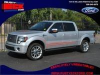 Our limited-run, 2011 F-150 Harley-Davidson edition