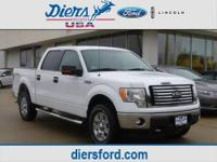 2011 Ford F-150 Supercrew 4X4 XLT Our Location is: