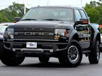 All the right toys!!! This outstanding SVT Raptor is
