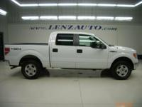 Description 2011 FORD F-150 Four Wheel Drive, Front Tow