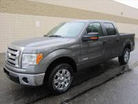 CHECK OUT THIS POWERFUL 4-dr 2011 FORD F-150 XLT