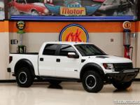 2011 Ford F-150 SVT Raptor is in good condition with