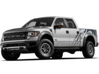 **4 YEARS FREE MAINTENANCE, F-150 SVT Raptor, 4D
