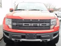 Exterior Color: molten orange, Body: Crew Cab Pickup,