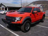 Exterior Color: orange, Body: Crew Cab Pickup, Engine: