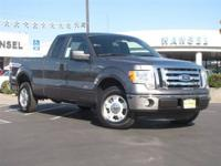 This 2011 Ford F-150 XLT Truck features a 5.0L V8 FI