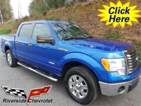 Exterior Color: blue, Body: Crew Cab Pickup, Engine: