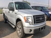 Options:  2011 Ford F-150|Want To Stretch Your