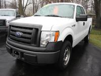 Options:  2011 Ford F-150 Xl 4X2 4Dr Supercab Styleside