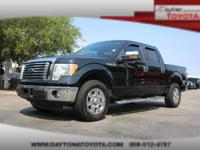 2011 Ford F-150 SuperCrew XLT V6 FFV, *** CLEAN VEHICLE