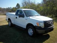 Options:  2011 Ford F-150 Xl 4X4 2Dr Regular Cab