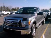 New Price! Sterling Gray Metallic 2011 Ford F-150 XLT