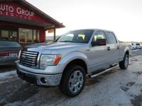 Options:  2011 Ford F-150 Xtr Package! Tow Package!