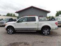 Options:  2011 Ford F-150 Navigation! Moonroof! Sony