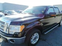 2011 Ford F-150 5.0L V8 FFV Odometer is 41581 miles