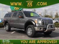 Options:  2011 Ford F-150: Ford Claims Class-Leading