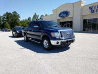 This 2011 Ford F-150 4WD SuperCrew 145 XLT is proudly