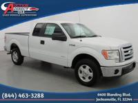 Ecoboost 3.5L V6 Turbocharged, RWD, Extended Cab, Alloy