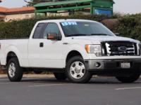This 2011 F-150 is for Ford enthusiasts looking