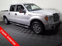 2011 Ford F-150 XLT Super Crew 4X2 with a 3.5L EcoBoost