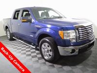 2011 Ford F-150 XLT Super Crew with a EcoBoost 3.5L
