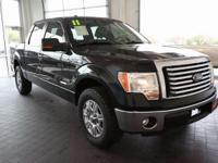 Options:  2011 Ford F-150 Xlt|Black|New All Terrain