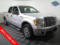 2011 Ford F-150 XLT Super Crew with a 3.5L EcoBoost V6