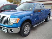 The F-150 has a V6, 3.5L; Turbo high output engine. Our
