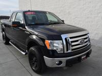 This outstanding example of a 2011 Ford F-150 XLT is