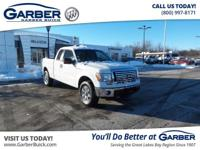 2011 Ford F-150 XLT! Featuring a 3.5L V6 and only