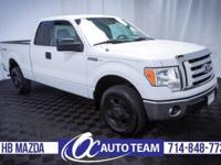 Clean 2011 Ford F-150 XLT Extended Cab. Keyless Entry,