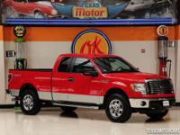 This 2011 Ford F-150 XLT is in great condition with
